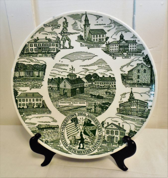 Maryland Commemorative Plate